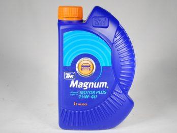 ТНК Magnum Motor Plus 15W-40 1л