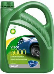 BP Visco 5000 5W-40 4л.