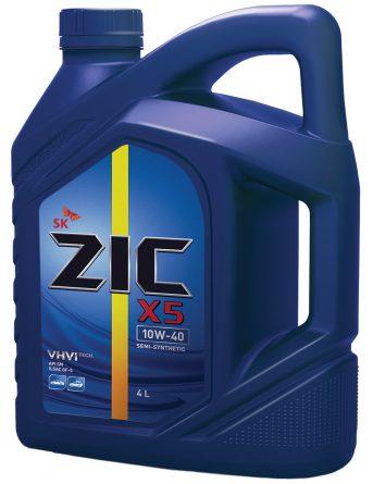 ZIC X5 10-40 4л
