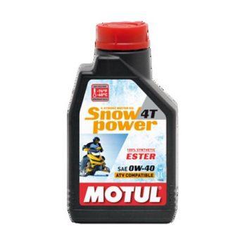 SNOWPOWER 4T 0W40 100% Synt. Ester 1л.