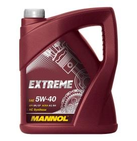 MANNOL Extreme 5W-40 4л