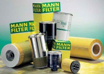 В наличии фильтры масляные для иномарок.