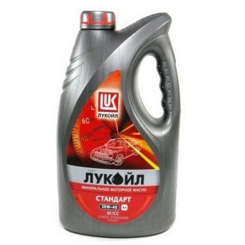 ЛУКОЙЛ СТАНДАРТ 10w-40 API SF/CC 4л