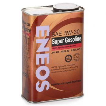 ENEOS SUPER GASOLINE 100% SYNTHETIC 5W-30 1л.