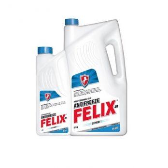 Professional Antifreeze FELIX  Expert G11 синий 5кг.