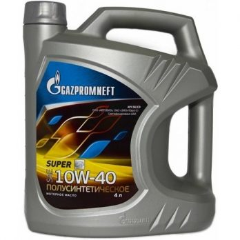 Gazpromneft Super 10W-40 API SG/CD 4л