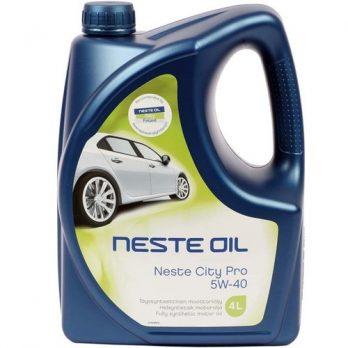 Neste City Pro 5W-40 4л.