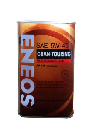 ENEOS GRAN-TOURING 100% SYNTHETIC 5W-40 1л.