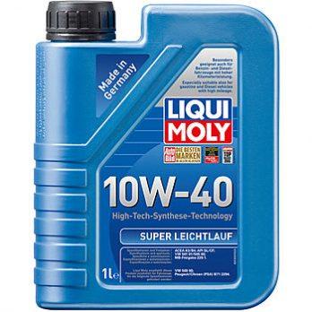 LIQUI MOLY  Super Leichtlauf 10W-40 1 л