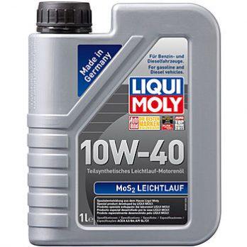 LIQUI MOLY  MoS2 Leichtlauf 10W-40 1 л