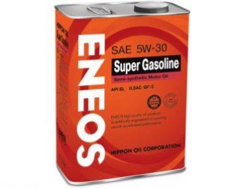ENEOS SUPER GASOLINE SL 5W-30 4л.