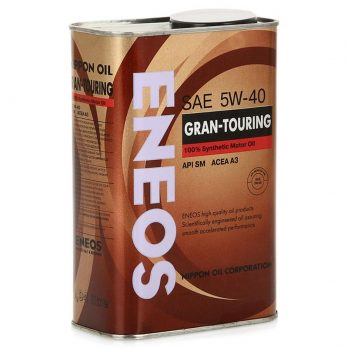 ENEOS GRAN-TOURING 100% SYNTHETIC 5W-40 4л.