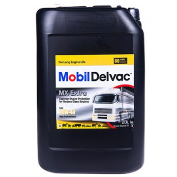 Mobil Delvac MX Extra 10W-40 20л.