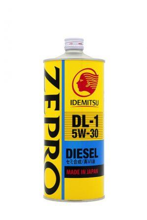 Idemitsu Zepro Diesel  DL-1 5W-30 1л
