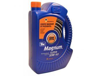 ТНК Magnum Super 10W-40 4л