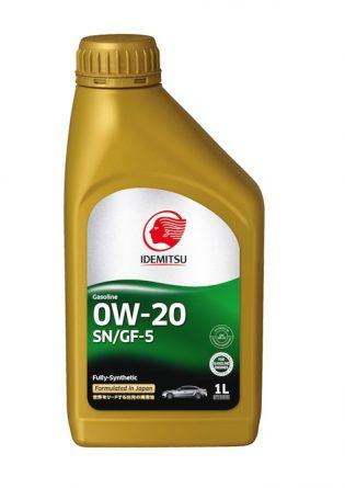 IDEMITSU 0W-20 SN/GF-5 1л