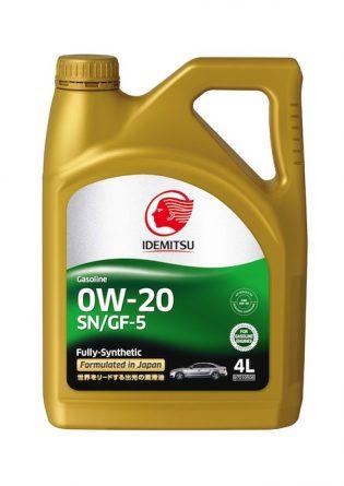 IDEMITSU 0W-20 SN/GF-5 4л